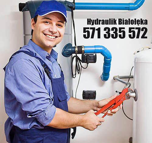 hydraulik z Bialoleki